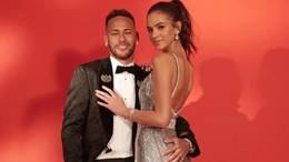 Neymar rompe su con su novia Bruna Marquezine