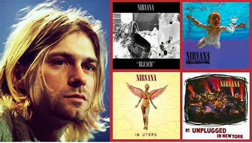 Un repaso disco a disco a la carrera de Nirvana