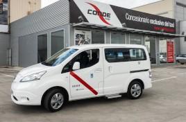 Nissan ha entregado ya 550 taxis eléctricos
