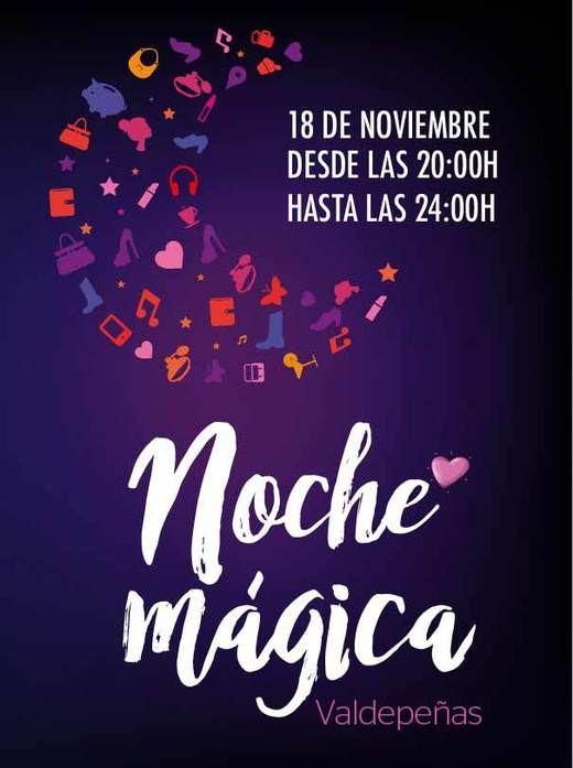 Valdepeñas (Ciudad Real) se adelanta al 'Black Friday' este viernes con la celebración de la 'Noche Mágica'