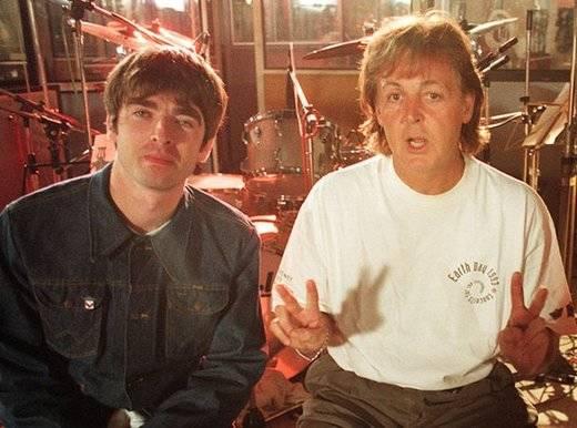 Noel Gallagher pone precio a la reunión de Oasis: una canción compuesta por Paul McCartney