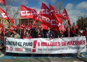 La Cumbre Social sale a las calles de Castilla-La Mancha contra el desempleo