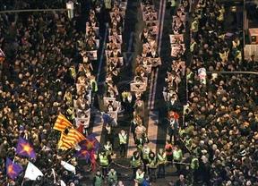 Decenas de miles de personas piden en Bilbao el fin de la dispersión de los presos de ETA