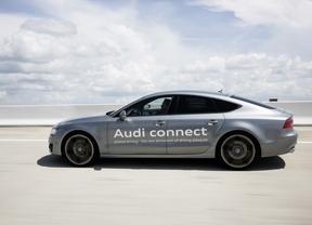 Audi realiza una prueba de conducción pilotada en Estados Unidos