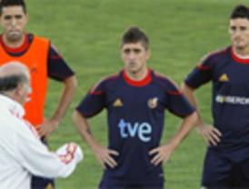Javier Aguirre busca jugadores comprometidos con la seleccion