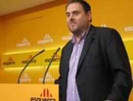 Oriol Junqueras exige que las cajas nacionalizadas mantengan su catalanidad