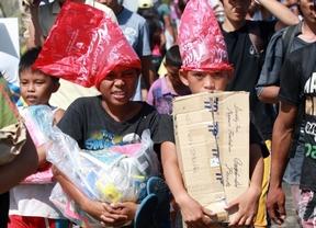 Iberdrola se suma a la campaña de Unicef de ayuda urgente a los afectados en Filipanas