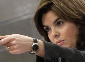 Soraya, pregonera en Valladolid en plena polémica por el fichaje de su marido