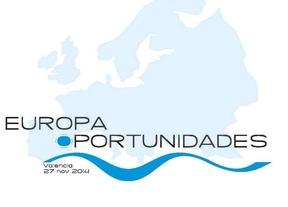 El 27 de noviembre en Valencia, Europa Oportunidades en el #DPECV2014