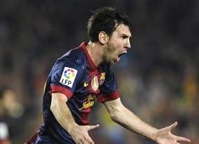 El FC Barcelona sufre para vencer a un sólido Valencia