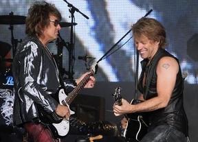 Bon Jovi actuará en el Vicente Calderón en su única fecha en España