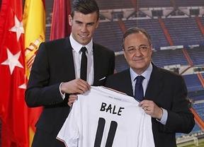 Florentino sale al quite: el fichaje de Bale lo pagó el Madrid