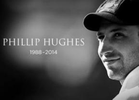 Un pelotazo de cricket en la cabeza mata al jugador australiano Phil Joel Hughes