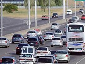 Circulan 1.680 vehículos por hora en la ruta 2 en el regreso desde la Costa