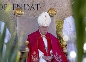 El Papa reivindica la