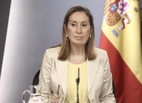 Ana Pastor promete no descansar 'hasta que se sepa la verdad' del accidente del tren Alvia que costó 79 muertos