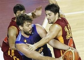 Marc Gasol se muestra optimista de cara al Eurobasket incluso con la falta de jugadores importantes