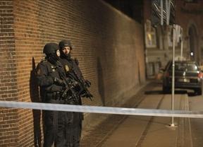 Nuevo ataque en Copenhague: un muerto y dos heridos en un tiroteo en una sinagoga