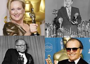 Los grandes acaparadores de Oscars de la historia