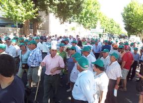 Los regantes reclaman agua del Alberche para riego en Talavera por primera vez en 60 años