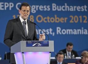 Rajoy reclama a Merkel rapidez para estabilizar Europa