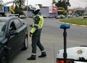 Más de 80.000 conductores denunciados en carreteras secundarias por imprudencias