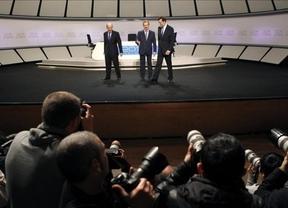 La 'otra cara' del debate Rajoy-Rubalcaba