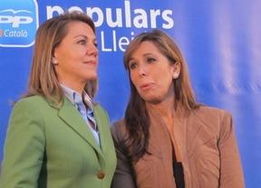 La alianza imposible de Cospedal en Cataluña que no se cree ni Sánchez Camacho