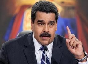 Maduro tiende la mano a Rajoy