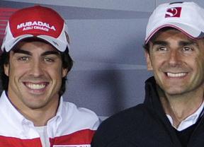 De la Rosa piropea a Alonso, 'el mejor piloto del mundo', pero manda un mensaje a McLaren: 'va a necesitar herramientas' mejores