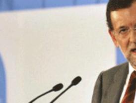 Rajoy se opone a la nacionalización de Cajas