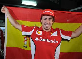 Expectación ante el estreno de Alonso del F138 con el que seguirá en su eterno sueño de la corona mundial