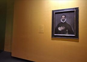Sesión conjunta de las reales academias en Toledo con motivo del IV Centenario de la muerte de El Greco
