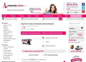 Imprentaonline.net crea una nueva herramienta de diseño para facilitar la creación de documentos por los usuarios