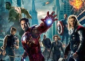'Los vengadores' de Marvel llegan a la Estación Espacial Internacional