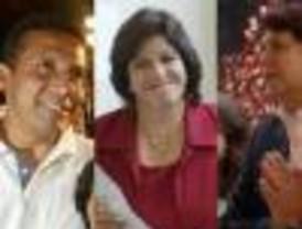 Sigue la espectativa por saber qué candidato acompañará a Humala en la segunda vuelta