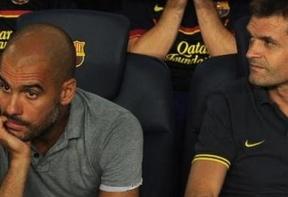 Tito Vilanova sucede a un Guardiola que justifica su marcha así: