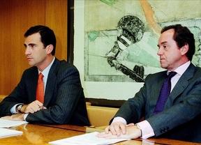 Jaime Alfonsín, nuevo jefe de la Casa del Rey