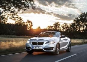 BMW lanzará en febrero de 2015 la versión descapotable del Serie 2
