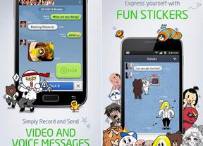 Line sigue comiendo terreno a WhatsApp: ya suma 80 millones de usuarios