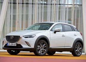 Mazda pondrá a la venta a principios de verano el nuevo CX-3