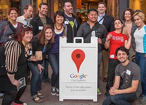 'Google City Experts' llega a madrid para recompensar a los 'googleros' más activos