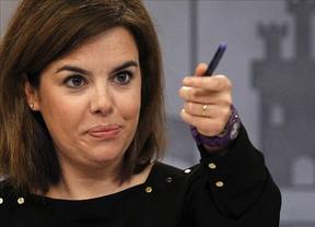 Sáenz de Santamaría 'ni oía ni veía' pasar los sobres en 'cash' que repartía Bárcenas en la sede del PP