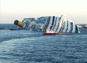 Las 2.000 toneladas de carburante del Costa Concordia ya no terminarán en el mar