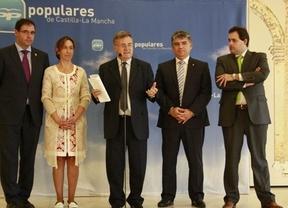 Los presidentes provinciales del PP dicen ser 'una piña' frente a los 'desencuentros' del PSOE