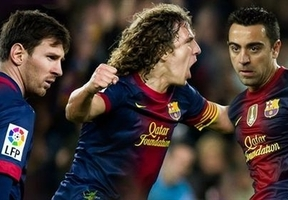 Golpe de efecto: el Barça se asegura un futuro de (más) campeonato al ampliar a Messi, Puyol y Xavi