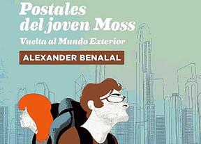'Postales del joven Moss': una vuelta al mundo escrita con mucho humor