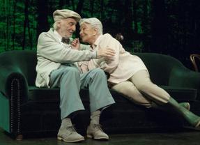 'En el estanque dorado' une en el Teatro Principal a Héctor Alterio y Lola Herrera