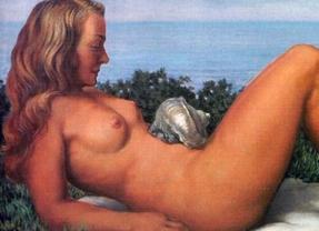 Los ladrones devuelven un cuadro de Magritte robado