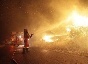 Los fuegos detectados en CLM hasta el 7 de agosto llegan a 814